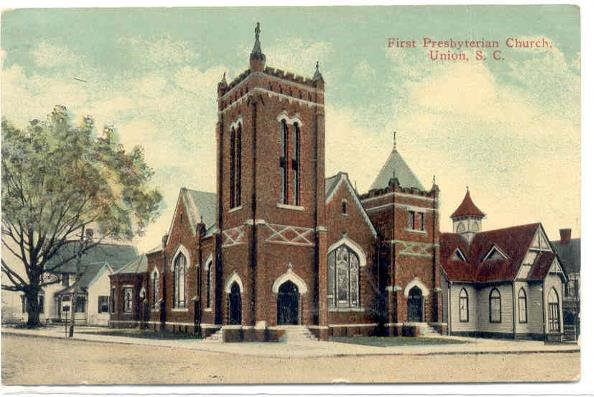 139: SC Union First Presbyterian Church