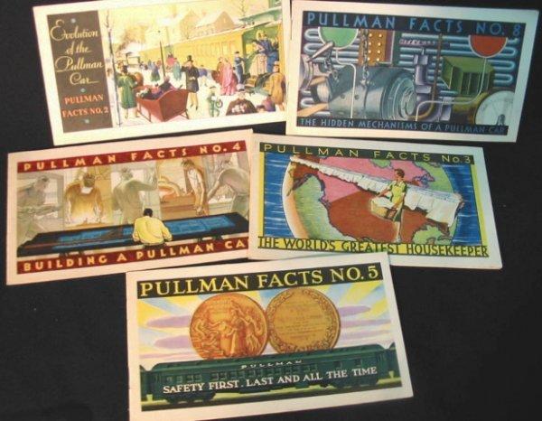 15: Pullman Facts -Pullman Train series of books