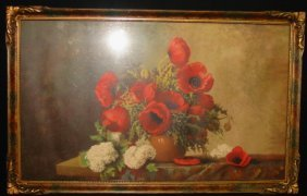 315 r a atkinson fox poppies large print 13788 | 4497468 1 m version 1194454359