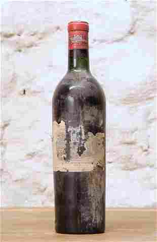 1 BOTTLE CHATEAU LAFITE ROTHSCHILD 1ER GRAND CRU CLASSE