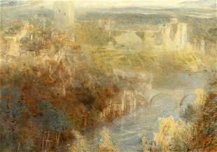 HARRY T. HINE (1845-1941), RICHMOND, NORTH YORKSHIRE,