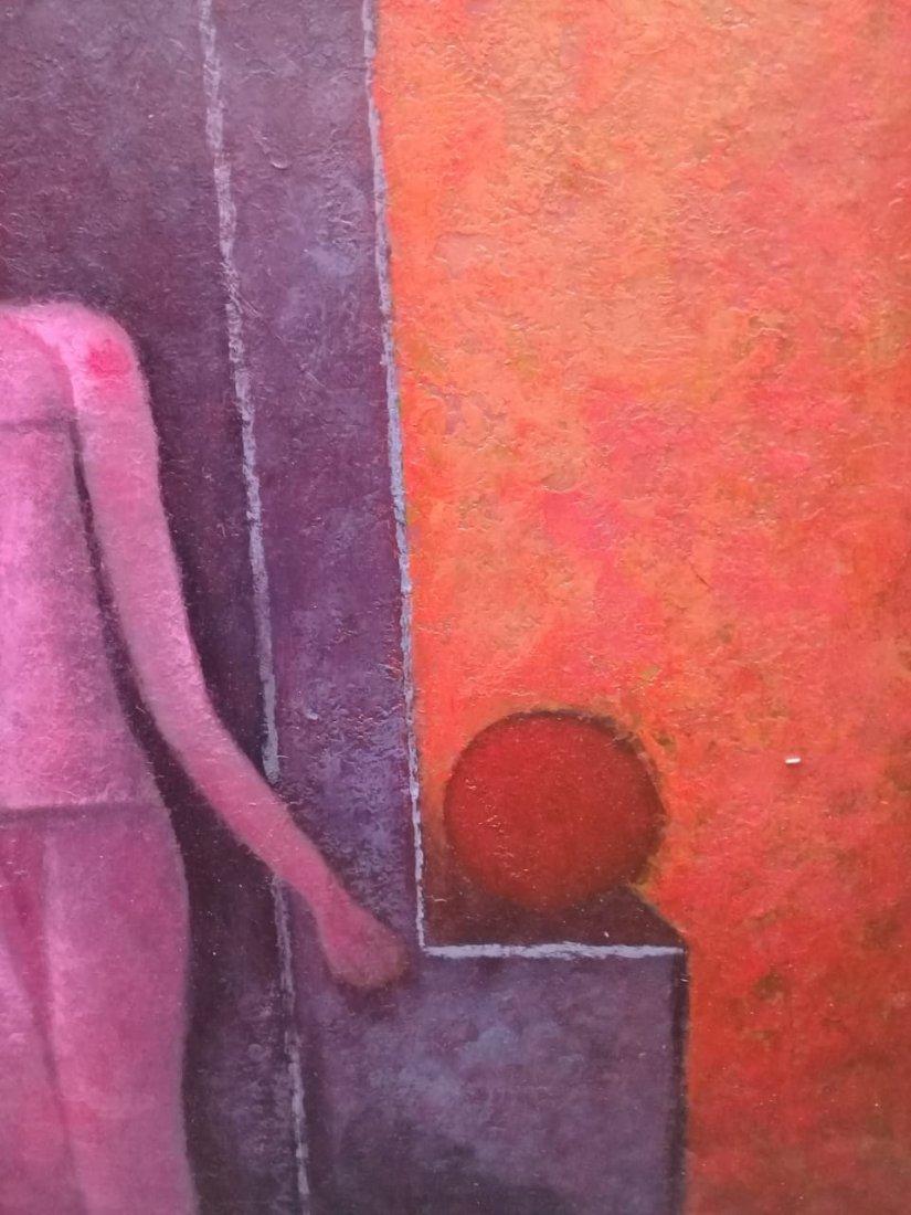 Rufino Tamayo - Oil on canvas - 3