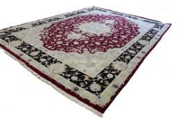 """ONE OF A PAIR OF KASHMAR RUG, 9'9"""" X 13'4"""", 297 X 406"""