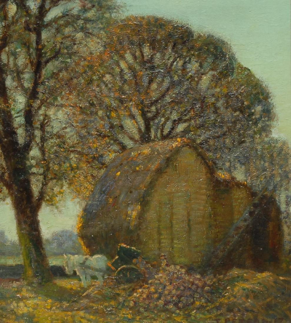Thomas Peters (Impressionist, 1863 - 1939) Gathering