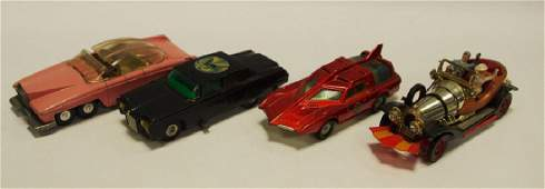 A Dinky Toys Lady Penelope's Fab 1 Thunderbirds no. 100;