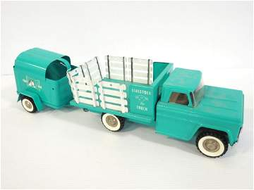 Structo Livestock Truck & Trailer