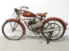 1947 Whizzer motor bike