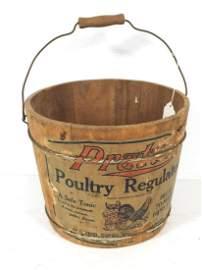 Pratts Poultry Regulator pail