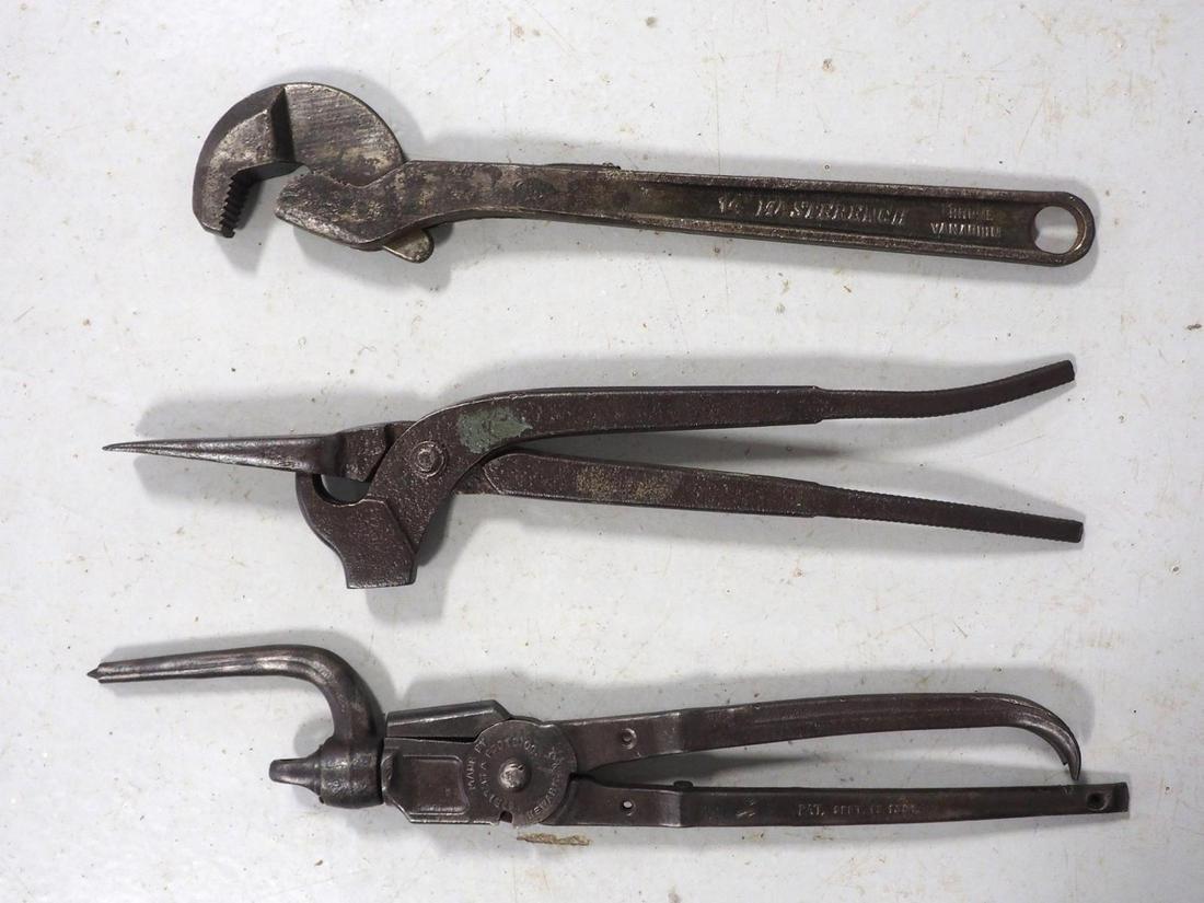 (3) Unusual hand tools