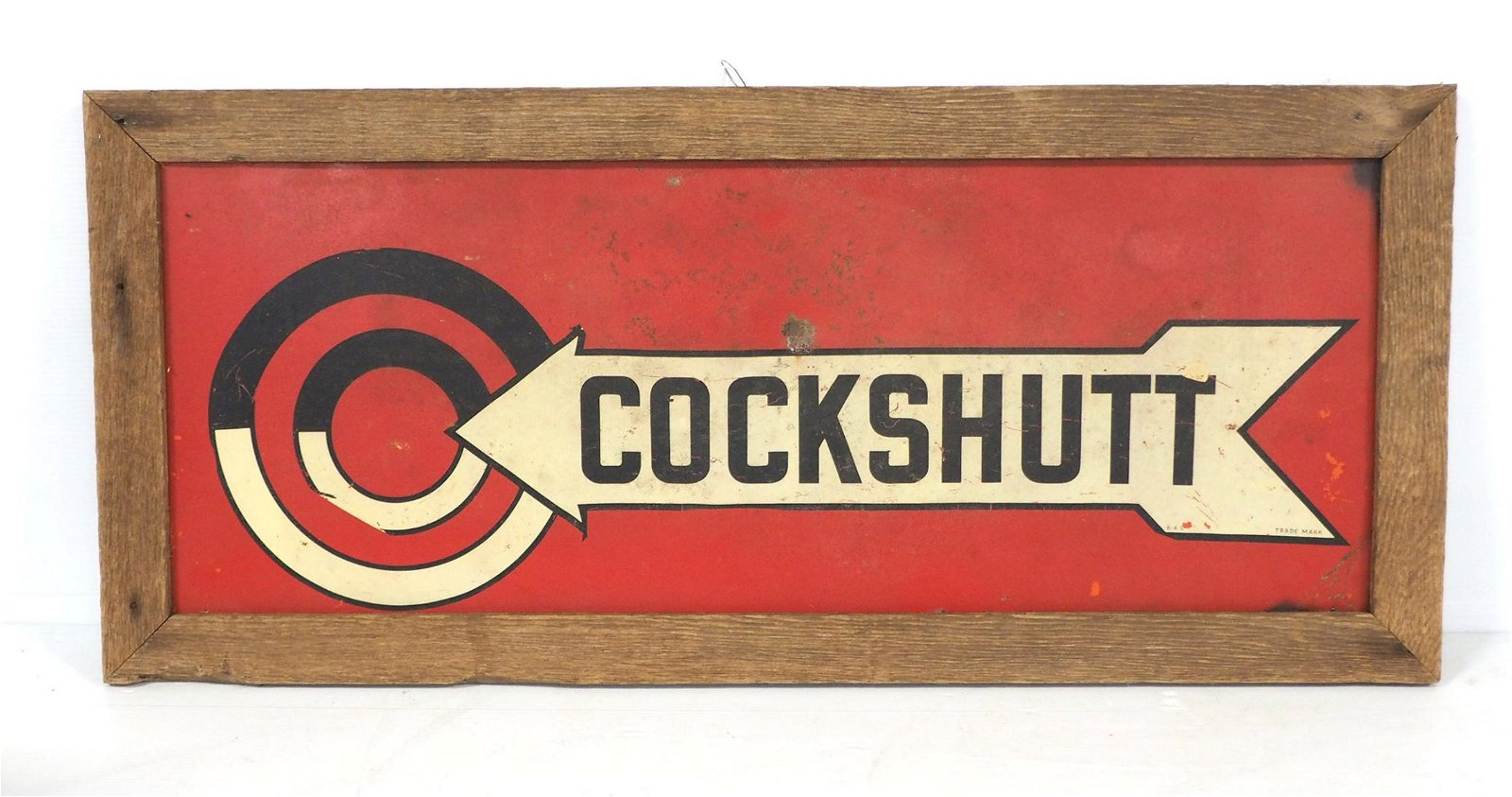 Cockshutt sign
