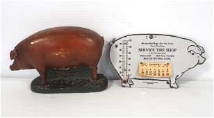(2) Hog items