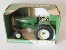Oliver 1555 WF tractor