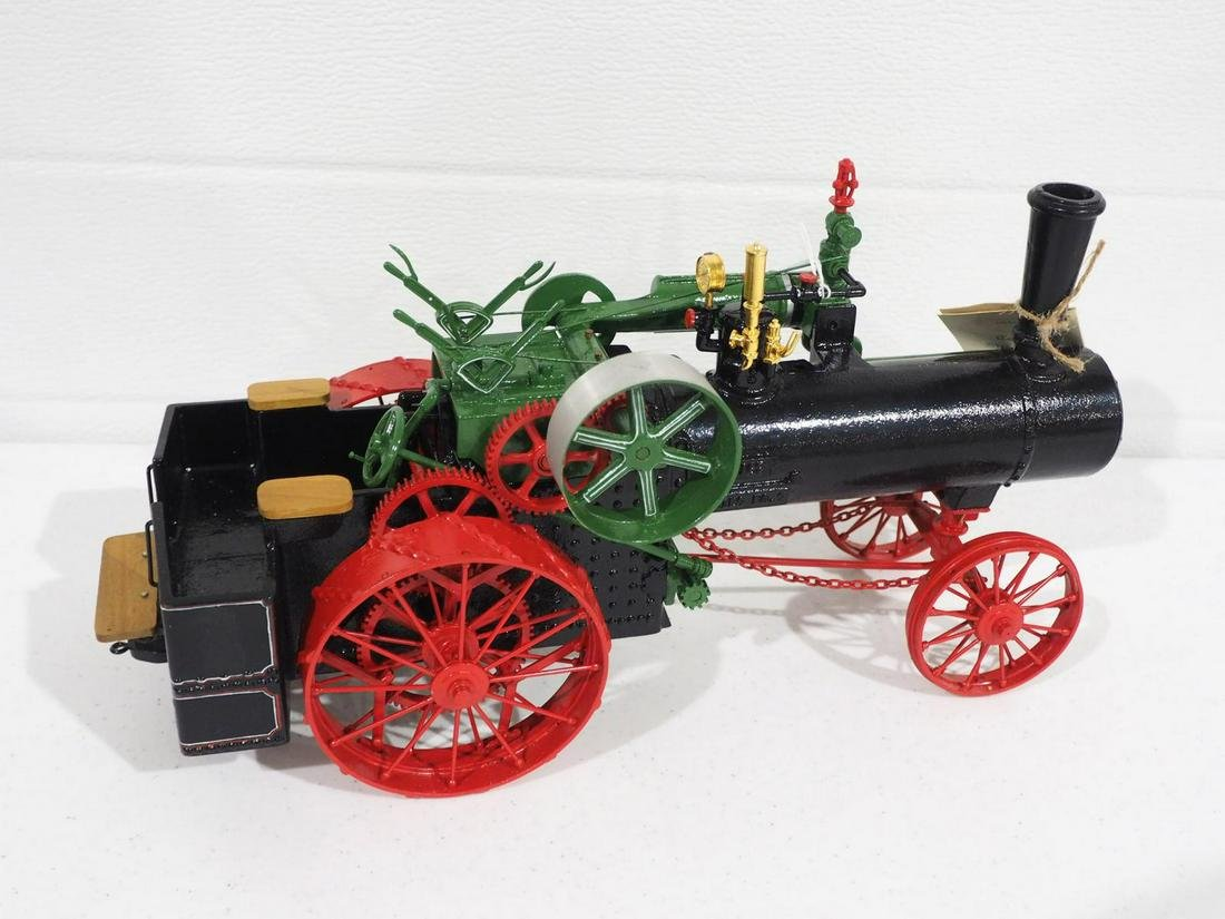 Teeswater Custom Case Steam Tractor