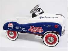 Pepsi Cola Pedal Car