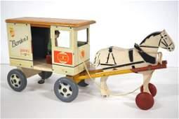 Borden's Delivery Wagon