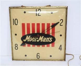Eelectric MoorMan's clock