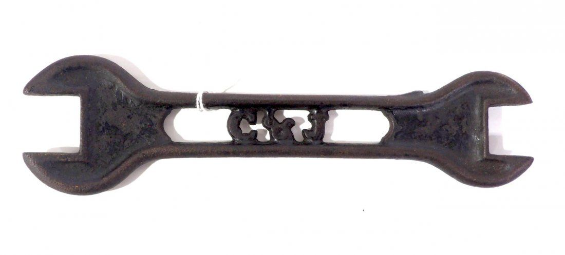 C&J cut-out wrench, VERY RARE!
