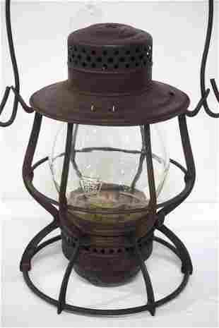 Keystone #39 railroad lantern