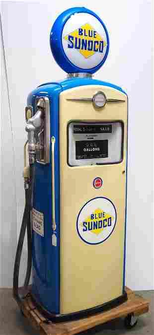 Bennett Model 1066 gas pump