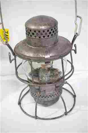 Monon Railroad lantern