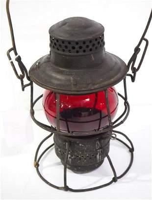 NYCS Railroad lantern