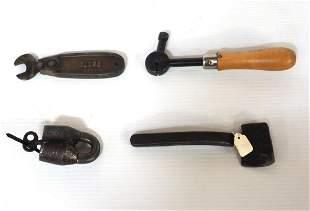 (4) Tools