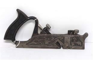"Winchester No.3060 Dado Plane (W39) with 1/4"" cutter"