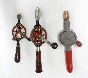 (3) Hand Drills