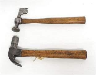 (2) Unusual Hammer Tools