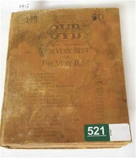 Hibbard Spencer Bartlett & Co. OVB Catalog No.60