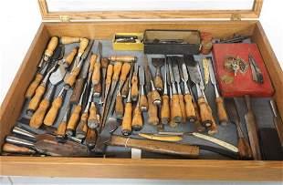 Misc. Hibbard Spencer Bartlett & Co. OVB Tools