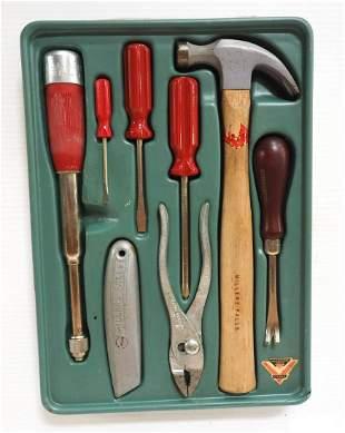 Millers Falls V-Line Tool Set