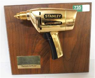 "Stanley ""Partners In Profit"" award"