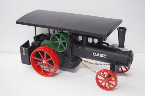 Scale Models Case Steam Engine with Canopy