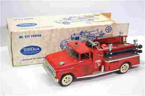 Tonka No.926 Fire Pumper