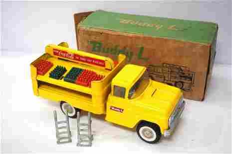 Buddy L No.5426 Coca Cola Delivery Truck