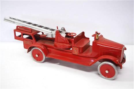 Buddy L Ladder Fire Truck