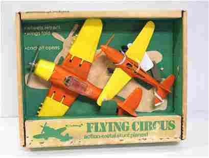 Hubley No.21216 Flying Circus 2-pc Airplane Set