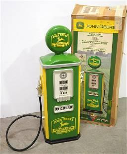 Gearbox replica of 1950's Tokheim gas pump