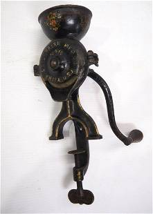 Enterprise No.0 cast iron coffee grinder