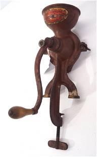 Landers, Frary & Clark No.1 coffee grinder