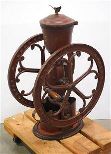 Elgin National No.40 coffee mill