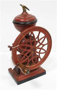The Swift coffee grinder