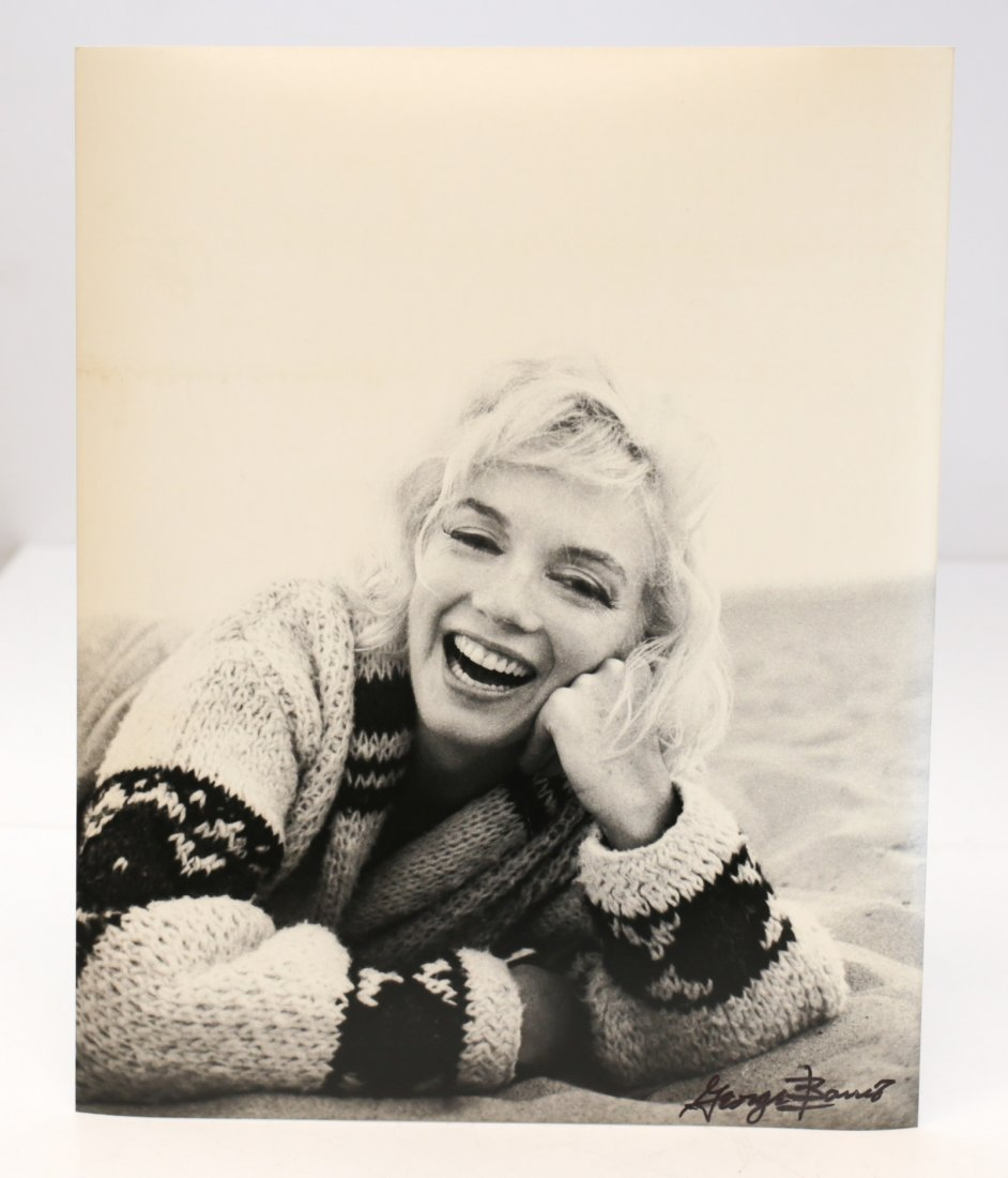 Marilyn Monroe Photograph George Barris