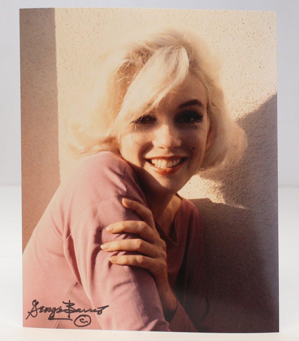 Marilyn Monroe Photograph George Barris