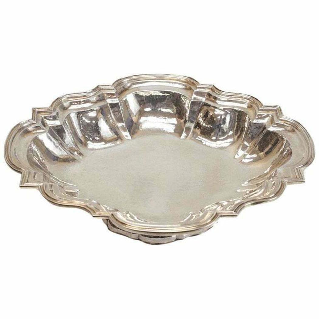 Buccellati Sterling Silver Bowl  by Vitali Bruno