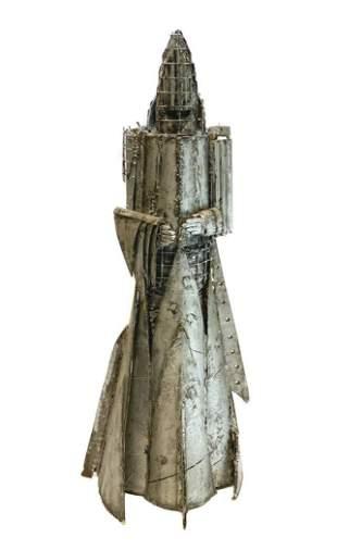 Nick De Angelis  Sculpture Abstract Man