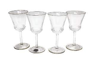 4 St Louis Apollo Red  Wine Goblet