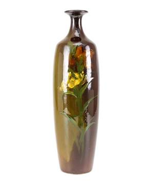 Roseville Rozane Pottery Vase Early 20th C.