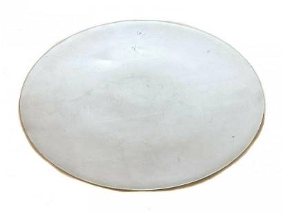 Tiffany & Co. Sterling Silver Round 12 inch Tray #23887